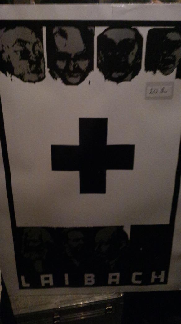 Laibach, Village Underground 12/03/2014