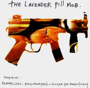 The Lavender Pill Mob 'Lavender Pill Mob'