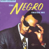 Barry Adamson 'The Negro Inside Me' CD artwork