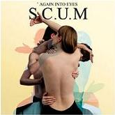 S.C.U.M 'Again Into Eyes' LP+CD artwork