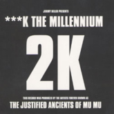 "2K '***k The Millennium' 12"" artwork"
