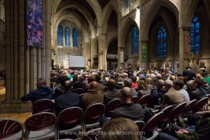 Will Gregory Moog Ensemble, All Saints Church, Hove 15/05/2014 - (c) Andy Sturmey