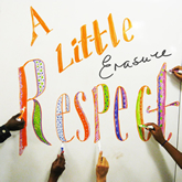 Erasure 'A Little Respect (HMI Redux)' download artwork