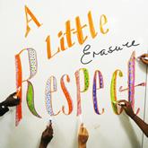Erasure 'A Little Respect (HMI Redux)' download artwork