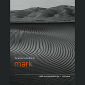 'The Gospel According To Mark' book artwork