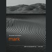 'The Gospel According To Mark' book artwork