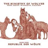 The Ministry Of Wolves 'Music From Republik Der Wölfe' LP artwork