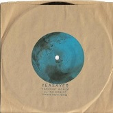 "Yeasayer 'Fragrant World' 7"" artwork"