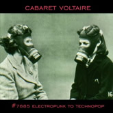 Cabaret Voltaire '#7885' CD artwork
