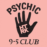 HTRK 'Psychic 9-5 Club' LP artwork