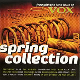 Various Artists 'The Spring Collection' CD artwork