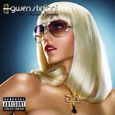 Gwen Stefani 'The Sweet Escape' CD artwork