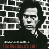 Nick Cave & The Bad Seeds 'The Boatman's Call' LP artwork