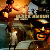 Barry Adamson 'Black Amour' artwork