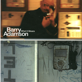 Barry Adamson 'What It Means' artwork