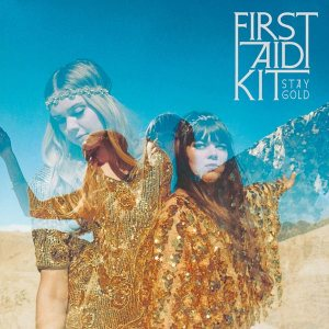 First Aid Kit 'Stay Gold' album artwork