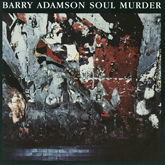 Barry Adamson 'Soul Murder' artwork